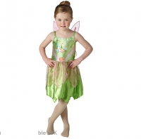 Rubie's Official Disney Fairies Classic Tinkerbell Child Fancy Dress Costume