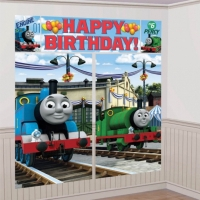 Thomas the Tank Engine party scene setter Party Decoration