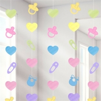 Baby Shower String Party Decoration