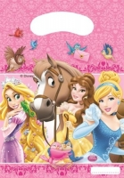 Disney Princess party loot bags pack of 6 goodie bags