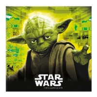 Disney Star Wars party napkins pack of 20 2ply tissues