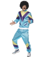 80's Shell Suit Costume