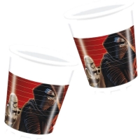 Disney Star Wars party cups pack of 8