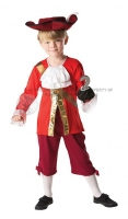Disney Captain Hook Childrens Costume