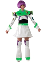 Ladies Buzz from Toy Story Costume