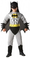 Boys Batman Total Armour Muscle Chest Costume