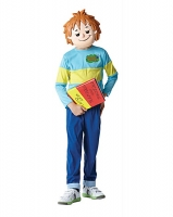 Boys Horrid Henry fun fancy dress costume
