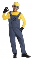 Boys Despicable Me 2 Minion Dave Costume