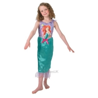 Girls Ariel Mermaid Costume