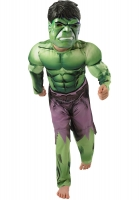 Deluxe Muscle Chest Hulk Costume