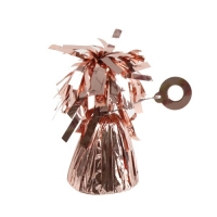 Rose Gold Foil Balloon Weight Table/ Party Decoration
