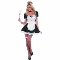 Sassy french maid costume