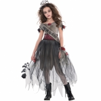 Prombie Queen Fancy Dress Costume