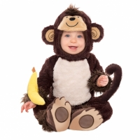 Baby Fancy Dress Costume Monkey costume
