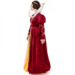 Queen Elizabeth Costume