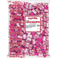 Swizzles Mini Love Heart Roll Sweets / Candy / Confectionery