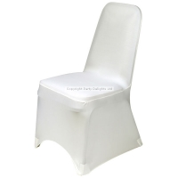 Special Occasions Ivory Chair Cover