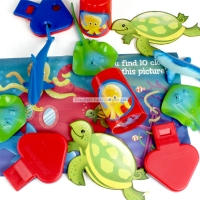Party Underwater Deep Sea Favour Pack