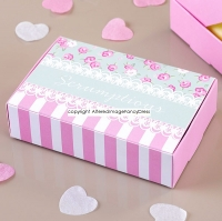 Beautiful Celebration Frills And Spills Cake Boxes