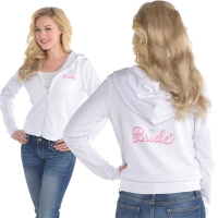 Elegant Bride To Be Hoodie Hen Party Fancy Dress Hoodies
