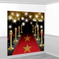 Hollywood Scene Setter Wall Decorating Kit