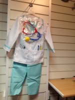 Childrens Surgeon / Doctors Costume