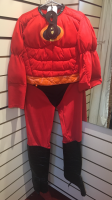 Kids Incredibles Hire Costume