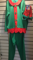 Mens Christmas Elf Hire Costume