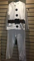 Mens Christmas Snowman Hire Costume