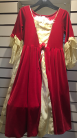 Girls Red Queen / Princess  Hire Costume