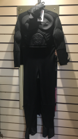 Kids Black Batman Hire Costume