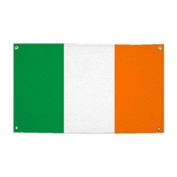 Irish Cloth Flag - 1.5m St Patrick's Day Party/ Celebration Decoration