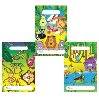 Jungle Animal party loot bags