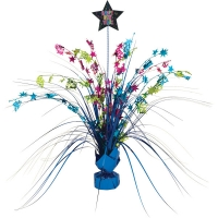 Happy New Year Multicolored Centerpiece Party/ Celebration Table Decoration
