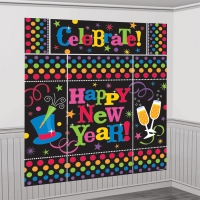 Happy New Year's Eve  Scene Setter Party/ Celebration Decoration