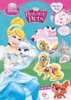 Palace pets princess sticker pad party bag filler