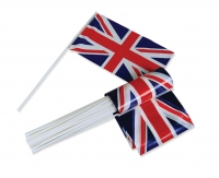 Union Jack Waving flag accessory