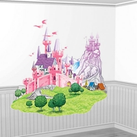 Disney Princess castle party scene setter add on decoration