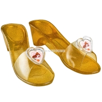 Disney Princess Belle Jelly Shoes One Size
