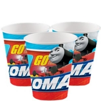 Thomas The Tank Engine party cups pack of 8