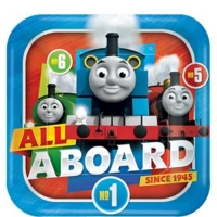Thomas The Tank Engine party Plates pack of 8
