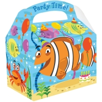 Party Underwater Fun Sea Theme Party Box pack of 6