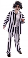 Mens Halloween Crazy Ghost Costume