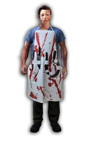 Bloody Apron with 4 Weapons