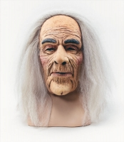 Creepy Old Man Halloween Mask