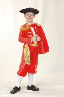 Boys Spanish Matador Costume '6 Piece'
