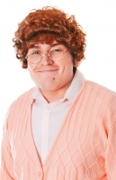 Mrs brown mop wig fancy dress