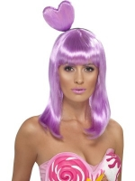 Candy Queen California Dreaming Lilac Wig