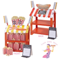 Party/ BBQ Special Occasions Fun Hot Dog Or Popcorn Stand