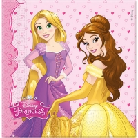 Disney Princess party napkins pack of 20 2ply Princess tissues